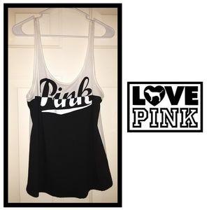NWOT VS PINK Tank!🖤